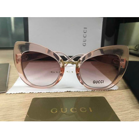 Óculos Gucci Transparente - Óculos no Mercado Livre Brasil e69353bcf7