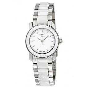 96ec126b7f4 Tissot T Trend Quadrado Sapphire Crystal Glass - Relógios De Pulso ...