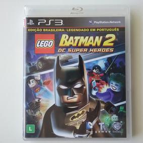 Lego Batman 2 Dc Super Heroes Ps3 M. Física Legendado Ótimo