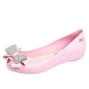Sapatilha Peep Toe Infantil - Calçados, Roupas e Bolsas no Mercado ... 83845a8070