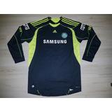 Linda Camisa De Goleiro Do Palmeiras 2009 adidas  12 Samsung 2c9e2975baa48