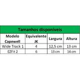 Jogo / Kit De 4 Ferradura Americana Capewell - Mustad N 4 /6