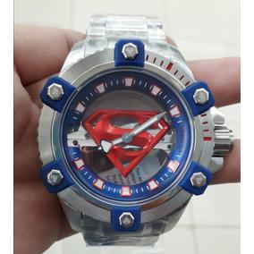 Relógio Invicta Dc Comics Automático Super Homem Batman