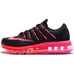 huge selection of f2be2 b27d6 Zapatillas Nike Air Max 2016 Mujer