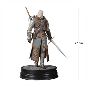 Action Figure The Witcher Geralt 27cm Pvc