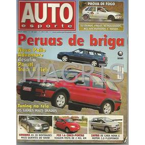 Frete Grátis 04/2004 Palio Adventure, Parati Track & Field,