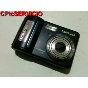 Camara Samsung Digimax S500 Repuestos