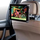 Soporte Auto Tablet Apoya Cabeza 10,9,8,7 Ipad Giratorio