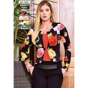 Ropa Chaquetas Y Blazer Para Mujer De Flores - Ropa y Accesorios en ... 7d7f4c309961