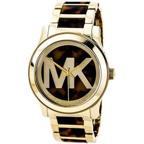 17de39fd52f58 Réplica Perfeita Do Relógio Mickel Kors Tartaruga Mk 5139 - Relógios ...