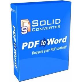 Solid Converter Pdf Português - Word Para Pdf Para Word