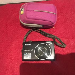 Brg24 Camara Fotográfica Digital Nikon Coolpix 12.2. Detalle
