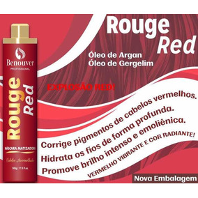 a59a6a045 Matizador Mulan Rouge - Produtos de Cabelo no Mercado Livre Brasil