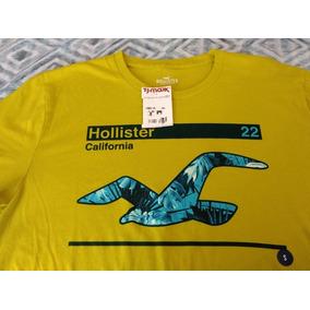 Camisetas Hollister E Abercrombie Direto Dos Estados Unidos ... 3bf0e3ccc7