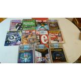 Lote Revistas Antiguas Pc Computacion Videojuegos Tecnologia dc9e6bec183