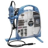Micro Retifica 130w Com Kit De Acessórios De 252 Peças 220v