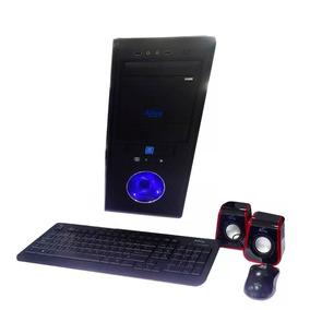 Combo Cpu Aiteg Azulejo Intel G3260 Teclado Corneta Mouse