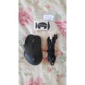 Logitech G700 Laser Mouse Gamer Com Defeito