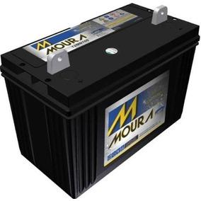Bateria Moura Estacionária Clean 105ah Iso14001/9001-12mn105
