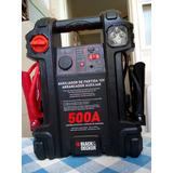Bateria Auxiliar Camping Arranque Js500s B&d Semi Novo