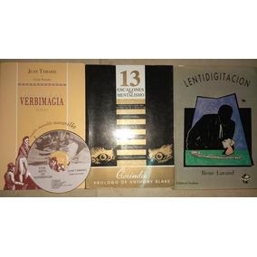 Libros De Magia, Varios, Impecables!!!