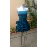 Vestido De Fiesta Corto Juvenil Y Elegante