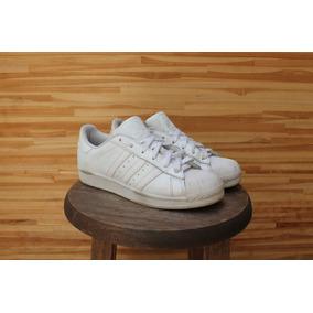 Tênis adidas Superstar Branco Tamanho 36 Usado Original f37bc66997c74