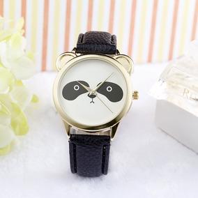 Relógio Feminino Panda - Muito Fofo