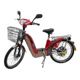Bicicleta Elétrica 350w 48v 12ah Sousa Bike Com Frete Grátis