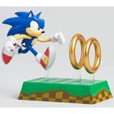 Sonic The Hedgehog Figura Vinyl Exclusiva De Lootcrate New
