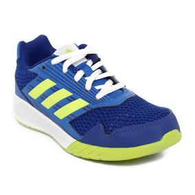 Tenis adidas Altarun Azul+verde