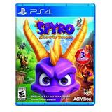 Juego Spyro Reignited Trilogy Ps4 Nuevo Original