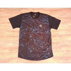 Camiseta Oakley Oakley Flower Gear Especial Long Line d91261948d0