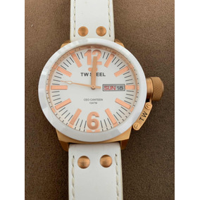 5a8d7b435f4 Relogio Tw Steel Ceo Canteen 45mm. R  800