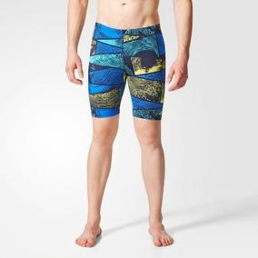 307083f39e Bermuda adidas De Natação Infinitex Shorts De Compressão