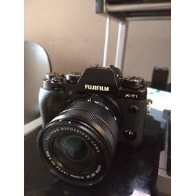 Camera Fujifilm Xt1 Com Lente 16 50 ( Frete Gratis So Hoje!!