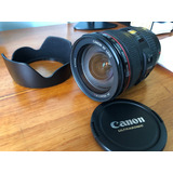 Canon Ef 24-105mm L Is Usm