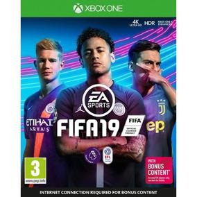 Fifa 19 Xbox One Mídia Digital Online - Conta Primaria