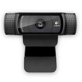 Webcam Logitech C920 - Semi Nova, Funcionando 100%