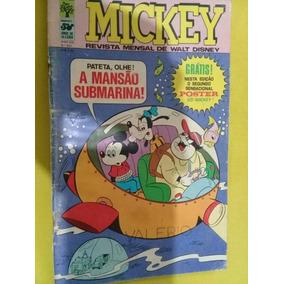 Hq-mickey N 251 Ano 1973 Ed Abril Usado