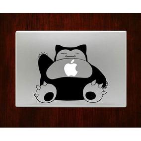 Macbook Decal Sticker De Vinil Adhesivo Snorlax Pokemon