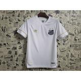 8b45c58e51 Kit Uniforme Do Santos - - Futebol no Mercado Livre Brasil