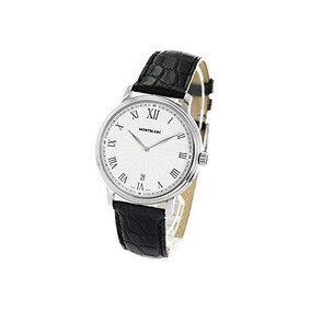 Reloj Hombre Montblanc Tradition Date White