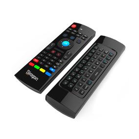 Teclado Inteligente Siragon Kb-3100 2.4ghz Control Mouse