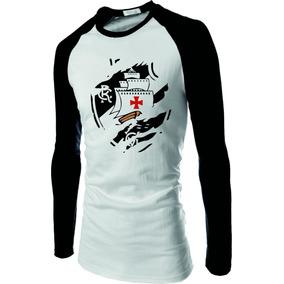 Camiseta Vasco Romário 1000 Gols Manga Longa - Camisetas e Blusas no ... e8e93b8c7b54c
