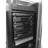 Rack Audio Hifi-technics, Marantz, Pioneer, Sony, Jvc, Denon