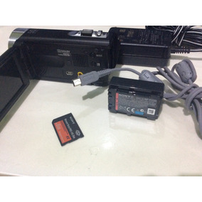 Videocamara Sony Dcr-sx20 Usb Cargador Pro Duo 8gb