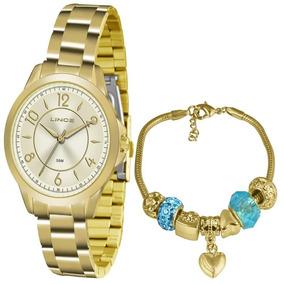 84cea176e45 Kit Joias De Ouro 18k - Relógios De Pulso no Mercado Livre Brasil