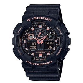 987efd568b8 Relógio Casio G Shock Standard Treasure Gold G 300g 9ajf - Joias e ...