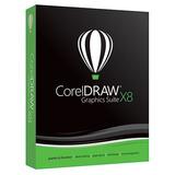 Corel Draw X8 / 2018 Licencia Original X6 - X7 + Video Curso